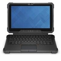 clavier Dell IP65 avec béquille pour tablette Latitude 12 Rugged - German