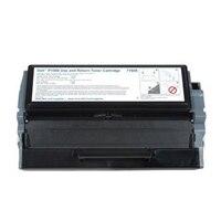 Dell P1500 cartouche de toner noire 'Utilisation et retour' de capacite standard - 3000 pages