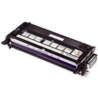 Dell 3130cn/3130cdn cartouche de toner noire à haute capacité - 9000 pages