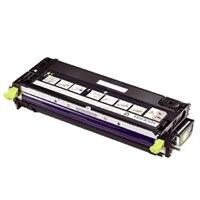 Dell 3130cn/3130cdn cartouche de toner jaune de capacite haute - 9000 pages