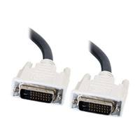 C2G - Câble DVI-D Dual Link (Mâle)/(Mâle) - Noir - 5m