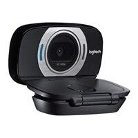 Logitech HD Webcam C615 - Webcam - couleur - 1920 x 1080 - audio - USB 2.0