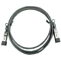 Dell câble réseau SFP+ to SFP+ 10GbE Câbles Cuivre de Twinaxial de Raccordement, CusKit - 1m