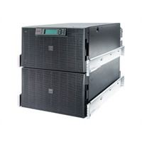 APC Smart-UPS RT - Onduleur ( montage en rack ) - CA 220/230/240 V - 12 kW - 15000 VA - Ethernet 10/100, RS-232 - 10 connecteur(s) de sortie - 12U