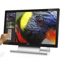 Monitor touch-screen Dell 22 : S2240T