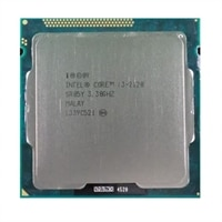 Processore un core I3-2120 3.3 GHz Intel Xeon