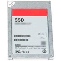"""Dell 3.84 TB Disco rigido a stato solido Serial Attached SCSI (SAS) Mainstream Unità A Lettura Intensiva 12Gb/s 2.5 """" Unità , kit per il cliente"""
