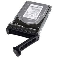 """Dell 300 GB 15000 rpm SAS 2.5"""" Hot-plug Disco rigido, 3.5"""" Cassetto Per Unità Ibrida, CusKit"""