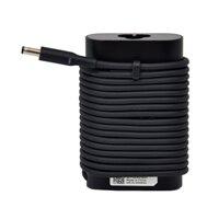 Adattatore CA Dell da 45 Watt con spina a 3 poli e cavo di alimentazione da 1 m (Italian)