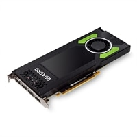 NVIDIA Quadro P4000, 8GB, 4 DP, (Precision 3620) (kit per il cliente)