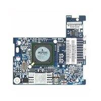 Scheda di interfaccia di rete Gigabit Ethernet Broadcom NetXtreme II 5709 a due porte PCIe x4 con TOE (kit)