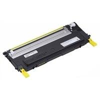 Dell - 1235c - cartuccia toner giallo a capacità standard - 1.000 pagine
