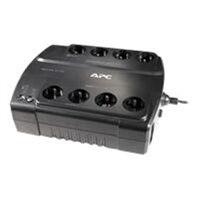 APC Back-UPS ES 700 - UPS - 230 V c.a. V - 405-watt - 700 VA - connettori di uscita 8 - Italia - nero