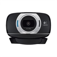 Logitech HD Webcam C615 - Videocamera web - colore - audio - Hi-Speed USB