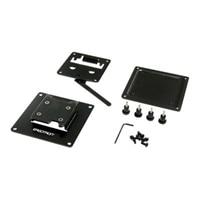 FX30 SUPPORTO A PARETE MINIMO SPESSORE PER LCD FINO A 13.6 KG