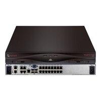 16-port Avocent MergePoint Unity 1016DAC - switch KVM - 16 porte - gestito - montabile su rack