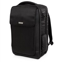 Kensington SecureTrek Laptop Overnight - Laptop carrying backpack - 17-inch - black