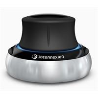 3Dconnexion SpaceNavigator - 3D mouse - 2 pulsanti - cablato - USB