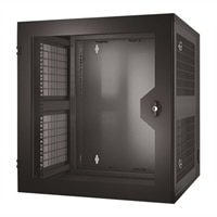 APC NetShelter WX rack (montaggio a parete, ventilato) - 13U