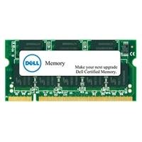 Dell memoria aggiornamento - 2 GB - 1Rx16 DDR3L SODIMM 1600MHz