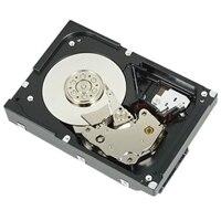Dell 2 TB 7.2K rpm シリアルATA 6Gbps 3.5 インチ ケーブル接続型ドライブ
