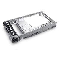 Dell 15,000 RPM SAS ハードドライブ 512n 2.5インチ ホットプラグ対応ドライブ, Cus Kit - 900 GB