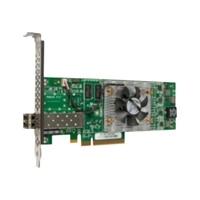 Dell Qlogic QLE2660 Single Port 16Gb ファイバチャネルホストバスアダプタ - フルハイトデバイス