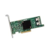 Dell LSI 9207-8e SAS ファイバチャネルホストバスアダプタ