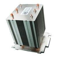 Kit - 1.2U CPU ヒートシンク 用 PowerEdge R730xd (CPU 〜と 105W 以下)