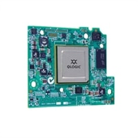 QMD8262-kデュアルポート10Gbps Ethernet-to-PCIeアダプタ、Dell PowerEdge M620サーバ用