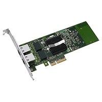 デル製Intelデュアルポート1ギガビットサーバアダプタギガビットイーサネット I350 - フルハイト
