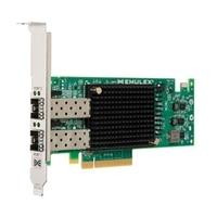 デル製Emulex OneConnect OCm14102-N6-D 10 Gb KR Bladeデュアルポートネットワークドーターカード(NDC)