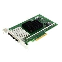 デル製 クアッドポート Intel X710 10Gb KR Blade ネットワークドーターカード