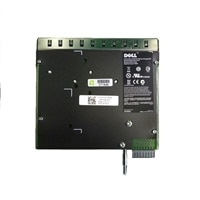Dell PowerEdge FX2 Pass Through Module Internal 8 ports to External 8 Ports コントローラ - 10 Gb