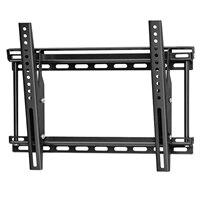 エルゴトロン Neo-Flex 角度調節可能ウォールマウント,VHD - マウンティングキット (壁板, ロッキングバー, 傾斜レールx2) プラズマパネル 用 - ブラック -スクリーンサイズ: 23インチ - 42インチ