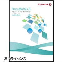 Fuji Xerox DocuWorks 8 日本語版 / 10ライセンス #SDWL086A