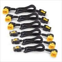 APC Power Cord Kit (6 ea) Locking C19 to C20 (90 Degree) 1.2m #AP8714R