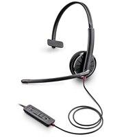 Plantronics 有線USBヘッドセット ブラックワイヤーC310(片耳) #BLACKWIRE C310