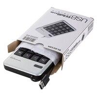 Elecom TK-TCM011/RSシリーズ TK-TCM011SV/RS - キーボート - USB - シルバー