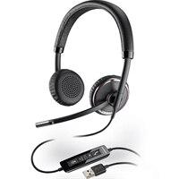 プラントロニクス Blackwire C520-M - 500 Series - ヘッドセット - オンイヤー
