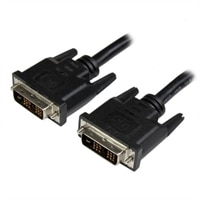 StarTech.com 3 ft DVI-D Single Link Cable - M/M - DVIケーブル - DVI-D (M) to DVI-D (M) - 91 cm - ブラック