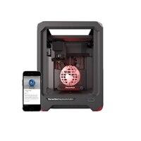 MakerBot Replicator Mini+ - 3Dプリンタ - FDM - 最大印刷サイズ 126 x 126 x 101 mm - レイヤー: 100 µm - USB, Wi-Fi(n)