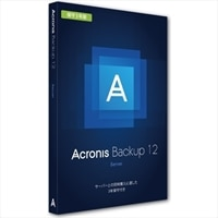 Acronis Backup 12 Server License incl. 3 Years Maintenance AAS BOX #B1WYB3JPS91