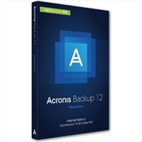 Acronis Backup 12 Workstation License - 1 Computer - incl. AAS BOX #PCWYBSJPS91