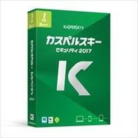 Kaspersky Labs カスペルスキー セキュリティ 2017 1年5台版 #KL1936JBEFS107