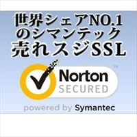 Symantec Corporation ジオトラスト トゥルービジネスID 1年 #GTCP-Q220001-PR
