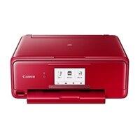 Canon インクジェット複合機 TS8130 RED PIXUSTS8130RD #2432C041