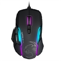 Roccat Kone AIMO-RGBA Smart Customization Gaming Mouse、black、AS Packaging #ROC-11-815-BK-AS