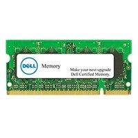 Dell 2 GB 인증 교체용 메모리 모듈(일부 Dell 시스템용)– DDR3L SODIMM 1600 MHz NON-ECC