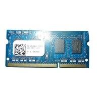 Dell 메모리업그레이드를 - 2 GB - 1Rx8 DDR3 SODIMM 1600 MHz